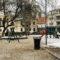 Children playground Park Slovenske reformacije Ljubljana